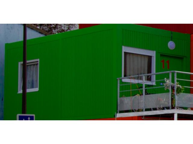 Construction modulaire durable et confortable proliberty for Prix construction modulaire