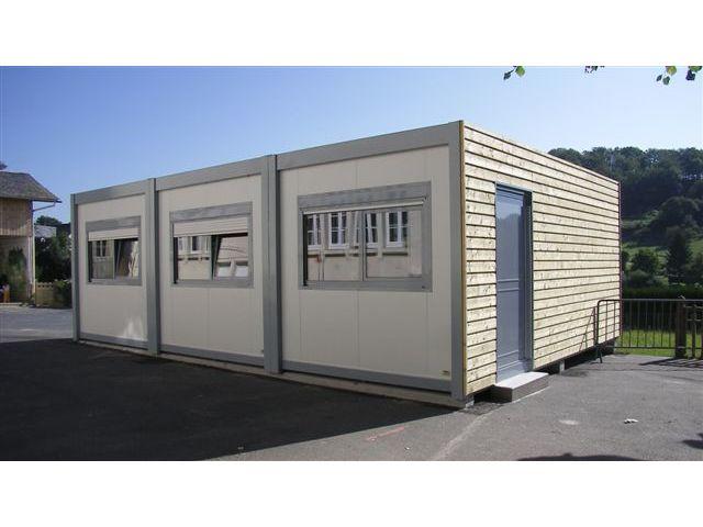 Construction modulaire ensemble modulaire contact courant sa constructions modulaires - Maison bloc modulaire ...