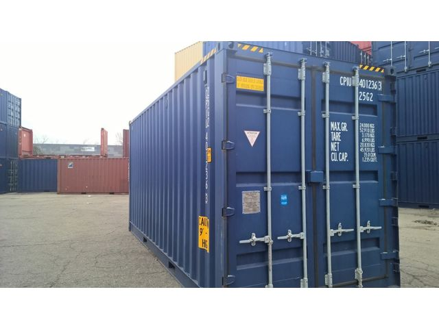 Container 20 hc en neuf occasion et location contact tcsi for Prix container neuf