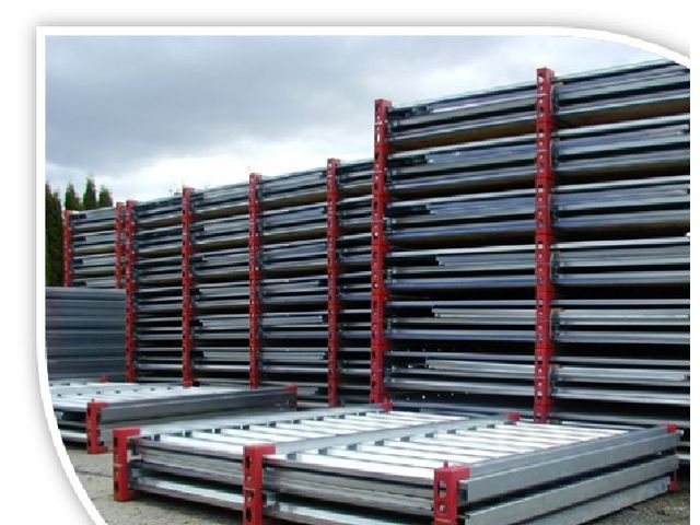 Container de stockage en kit contact containers solutions for Container en