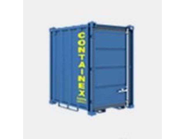 Containers anti feu - anti inondation - 2200 x 1600 x 2445m - moverbox : MOVERBOX