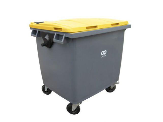 poubelle 240 litres perfect conteneur dchets en plastique. Black Bedroom Furniture Sets. Home Design Ideas