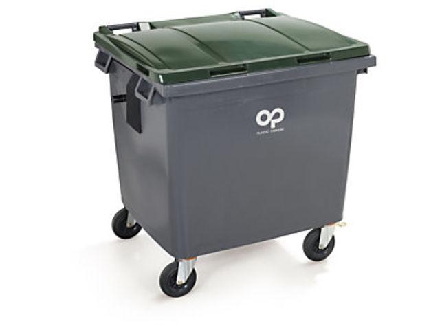 conteneur d chets couleur 4 roues citybac plastic omnium contact raja. Black Bedroom Furniture Sets. Home Design Ideas