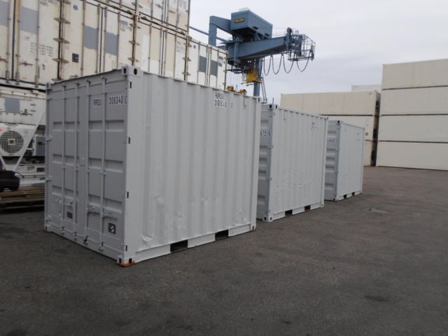 Conteneur container contenair maritime et stockage 10 for Devis container