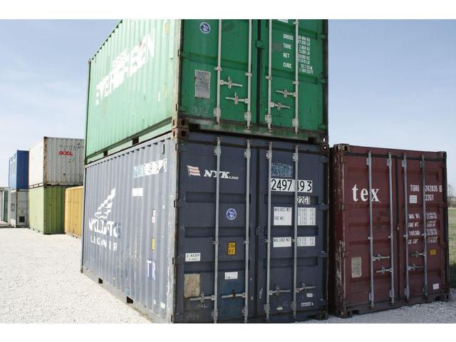 Conteneur container contenair maritime et stockage 20 for Devis container
