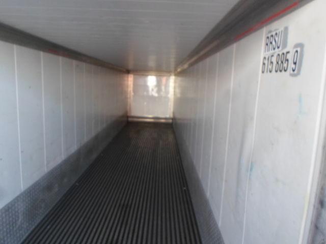 Conteneur container contenair maritime et stockage 40 for Isolation conteneur maritime