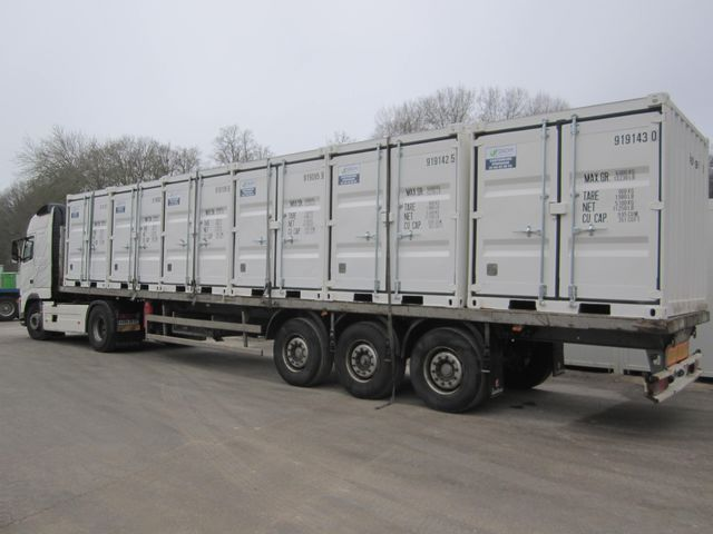 Conteneur et container neuf et premier voyage contact for Container prix neuf