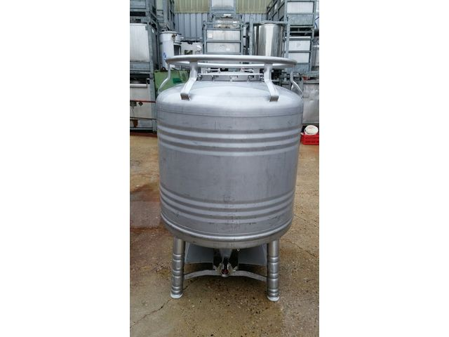 Conteneur inox occasion contact hirschfeld emballages sa for Tarif container occasion