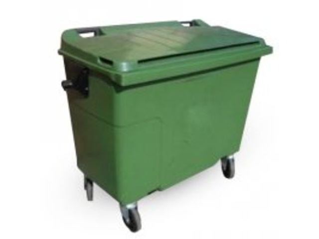 conteneur poubelle 500l contact axess industries. Black Bedroom Furniture Sets. Home Design Ideas