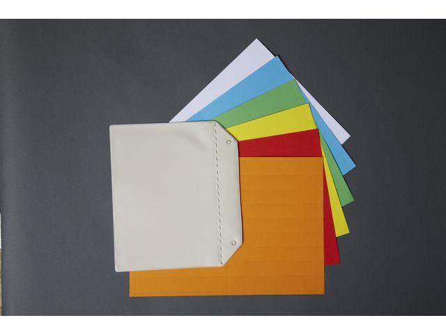 Coropac pochettes magn tiques avec 2 boutons n odyme et for Papier collant pour fenetre
