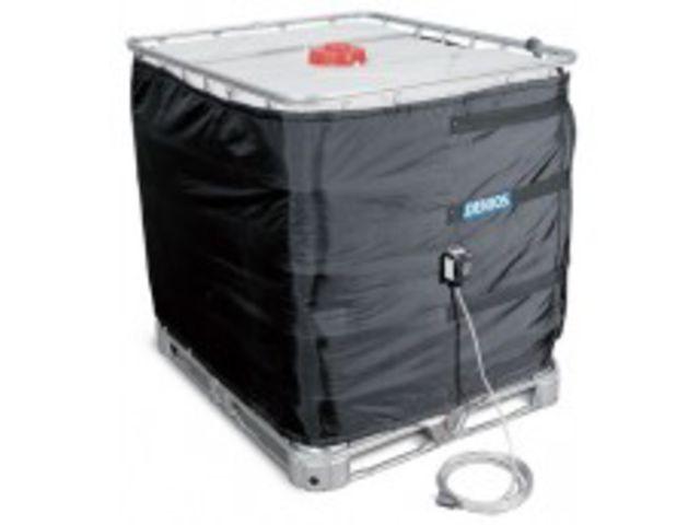 couverture chauffante pour cuves de 1000 litres contact denios. Black Bedroom Furniture Sets. Home Design Ideas