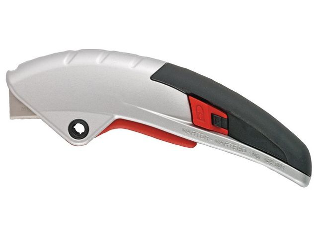 cutter gachette avec lame r tractable automatique et lames de rechange contact seton. Black Bedroom Furniture Sets. Home Design Ideas