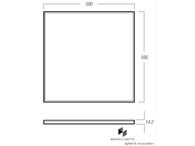 dalle led dalbf 6636 contact band lights. Black Bedroom Furniture Sets. Home Design Ideas