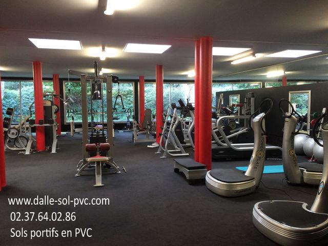 Dalle Salle De Sport Contact Dalle Sol Pvc Com Une Activite Apara
