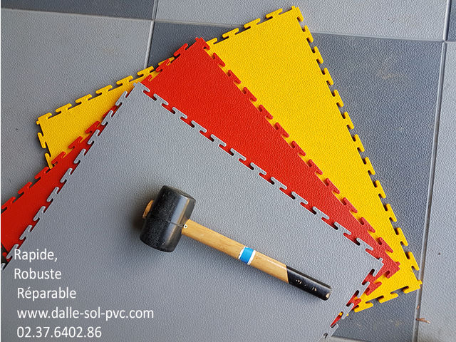 dalles clipsables pvc contact dalle sol pvc com une activit apara. Black Bedroom Furniture Sets. Home Design Ideas