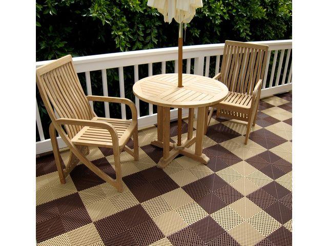 dalle plastique terrasse finest prix dalles de terrasse plastique with dalle plastique terrasse. Black Bedroom Furniture Sets. Home Design Ideas