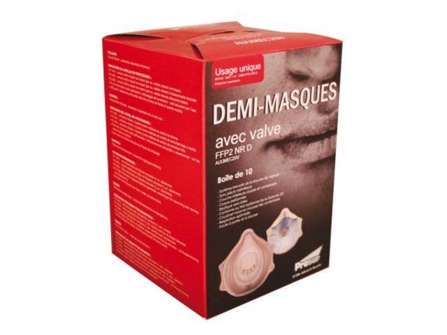 Demi-masque pliable avec valve FFP3 NR D Singer Safety   Contact  VETEMENTPRO.COM 69b3b666a2c6