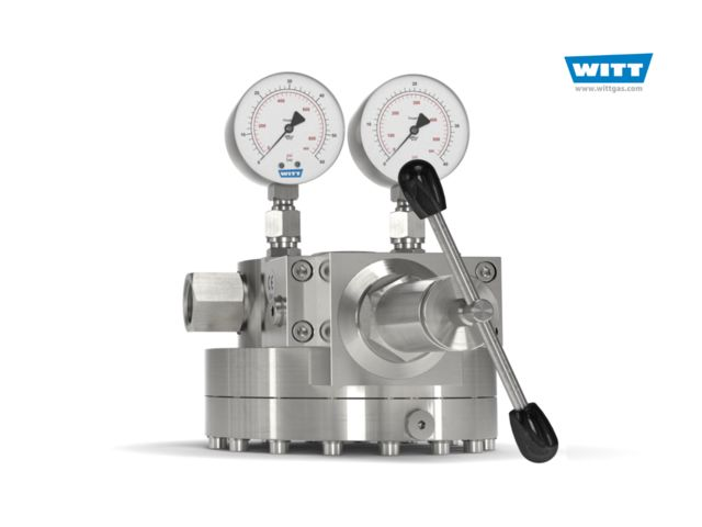 Dome Pressure Regulator 737LE/S-ES, complete solution