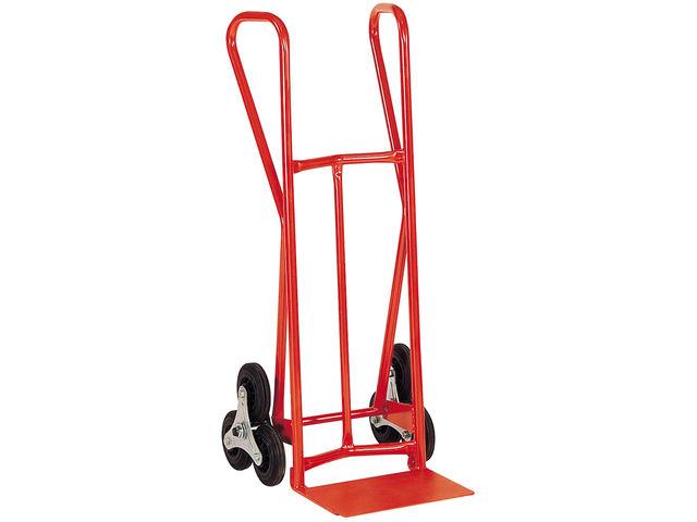 diable escalier 3 roues charge 300 kg contact setam rayonnage et mobilier professionnel. Black Bedroom Furniture Sets. Home Design Ideas