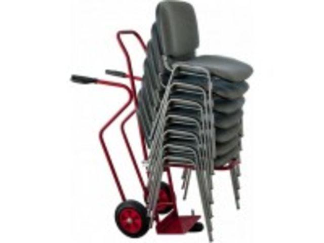 Diable pour chaise 250 kg contact websilor for Chaise 150 kg