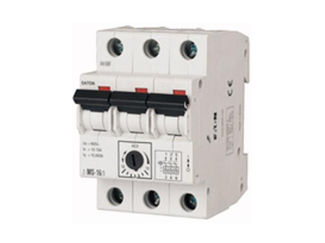 disjoncteurs moteurs z ms la protection fiable contre les surcharges thermiques et les courts. Black Bedroom Furniture Sets. Home Design Ideas