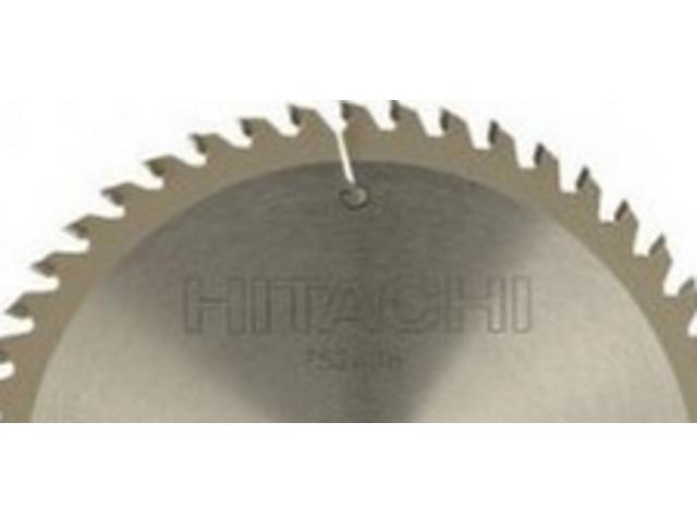 Disque diam190x30mm 48 dents pour scie circulaire hitachi - Disque scie circulaire ...