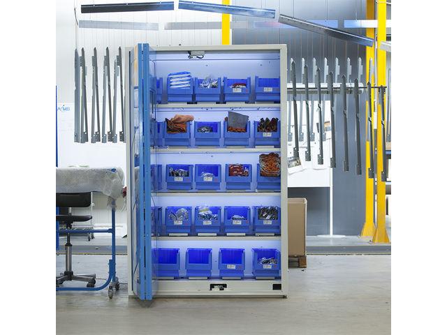Distributeur epi gostock access x24 esclave contact armabo - Rangement en epi ...
