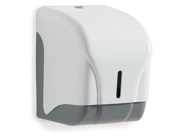 distributeur papier toilette universel rossignol pro. Black Bedroom Furniture Sets. Home Design Ideas