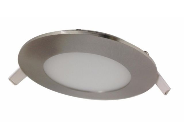 Downlight Dalle LED Extra Plate Ronde ALU 6W_MANDARIN & CO SAS_1