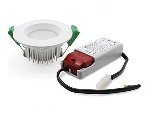 Downlight encastré. 7W 460 lm 16.00€ HT
