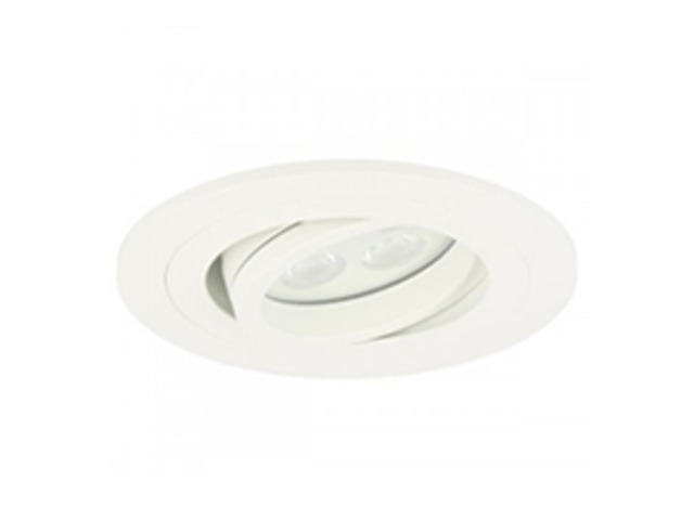 Downlight LED rond 4W - Support avec Gu10_CHM ELECTRICITE