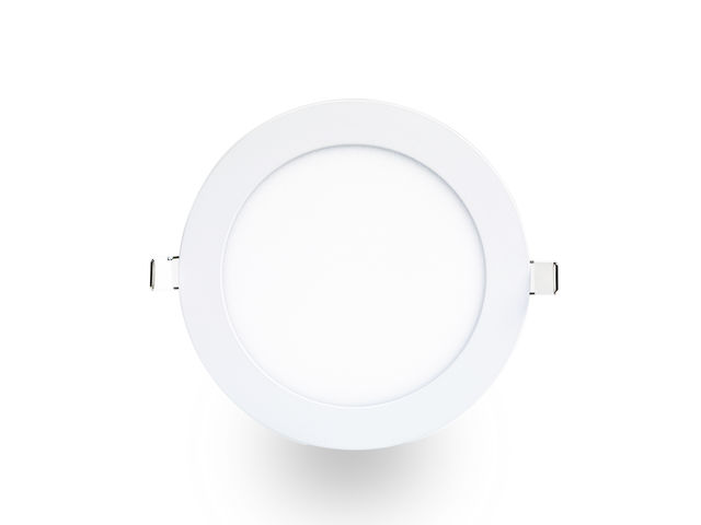 IDELED Plafonnier led ultra plat 18W Ø 225 mm