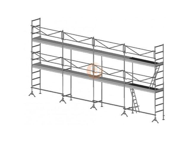 echafaudage 6m. Black Bedroom Furniture Sets. Home Design Ideas