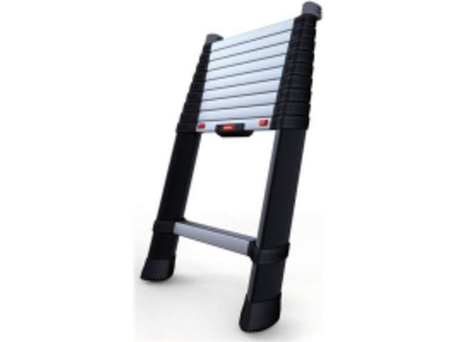 echelle t l scopique telesteps pro xline 3 20 m ou 3 80 m. Black Bedroom Furniture Sets. Home Design Ideas