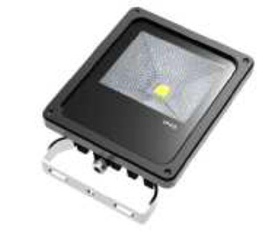 Eclairage ext rieur projecteur ip65 10w contact for Eclairage projecteur exterieur