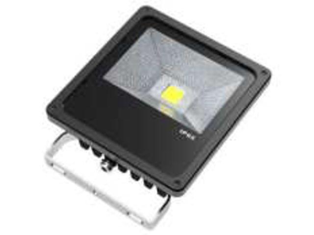 Eclairage ext rieur projecteur ip65 30w contact for Eclairage projecteur exterieur