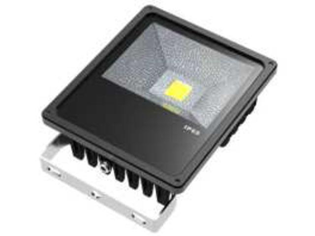 Eclairage ext rieur projecteur ip65 70w contact for Eclairage projecteur exterieur