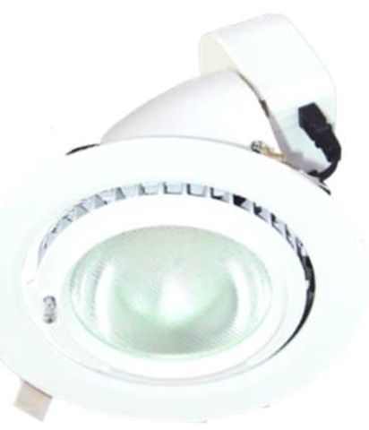 Eclairage intérieur projecteur encastrés extractibles