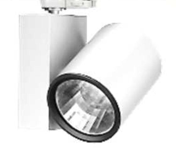 eclairage int rieur projecteur sur rail 600lm contact. Black Bedroom Furniture Sets. Home Design Ideas