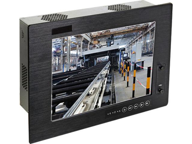 ecran tactile au format 19 pouces contact infodip. Black Bedroom Furniture Sets. Home Design Ideas