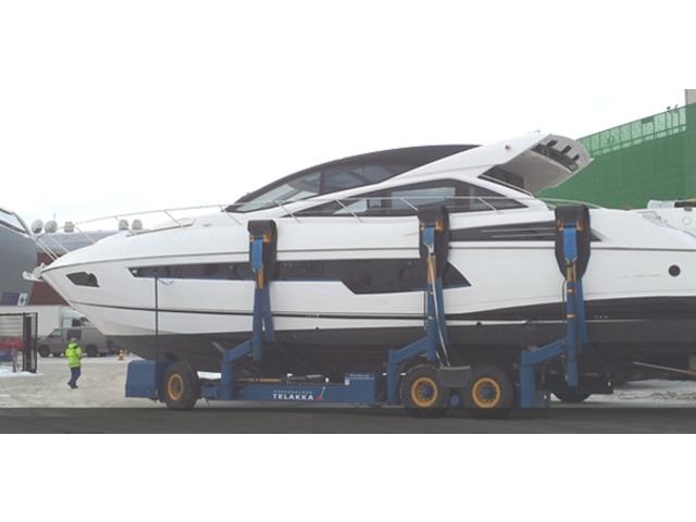 Acquisition de nouveaux bateaux de pêche hassen taher seafoods