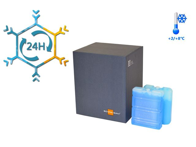 Emballage isotherme - BOX 6L - 24h (utile 3.8L) PHARMA_LA BOUTIQUE DU FROID_1