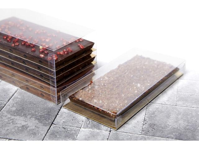Populaire emballage pour tablette de chocolat | Contact DAVOISE UF76