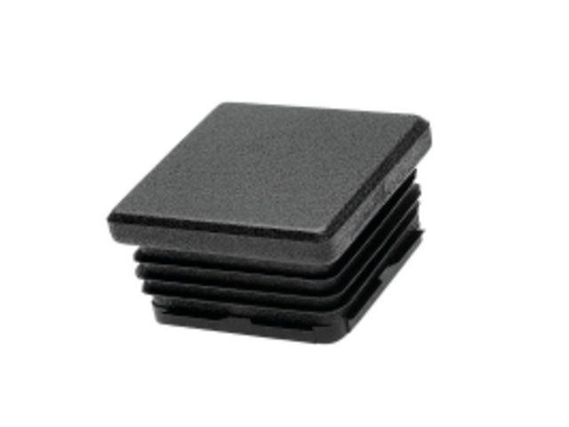 embout plastique pour tube carr int rieur cannel contact btp group achatmat. Black Bedroom Furniture Sets. Home Design Ideas