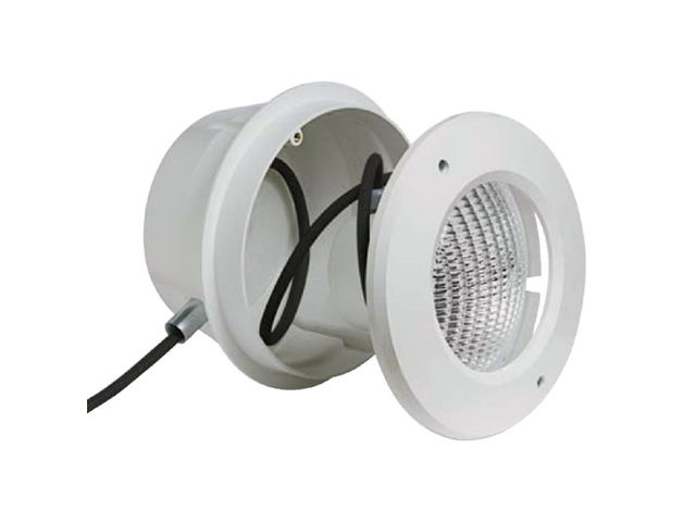 Encastré Spot LED GU10 4/5W orientable finition Blanc 230v + lampe LED_SBF