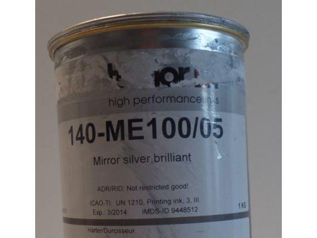 Encre effet miroir argent or s rie 140 me100 05 for Peinture effet miroir