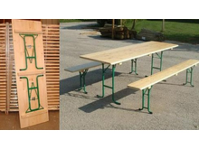 Ensemble Table Et Banc En Bois Vienne Contact Emrodis