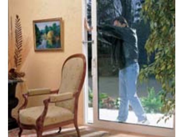entrebailleur de porte et baie coulissante contact seton. Black Bedroom Furniture Sets. Home Design Ideas
