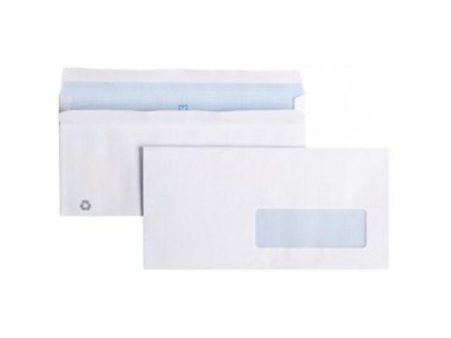 Enveloppe La Couronne Blanche 229x324 Sans Fenétre 100g Boite De