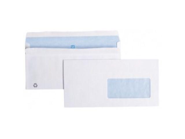 Enveloppe La Couronne Blanche 162x229 Sans Fenétre 90 Gr Boite 500